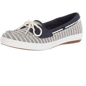 Keds Women's Glimmer Breton Stripe Sneaker